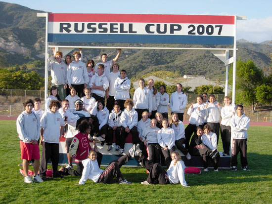 russell cup track meet